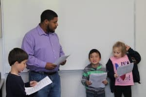 Junior Speakers